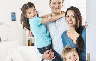 Perhe kotona